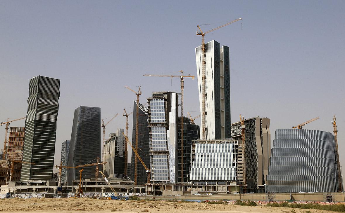 Строительство в Эр-Рияде