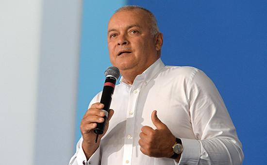 Генеральный директор МИА «Россия сегодня» Дмитрий Киселев