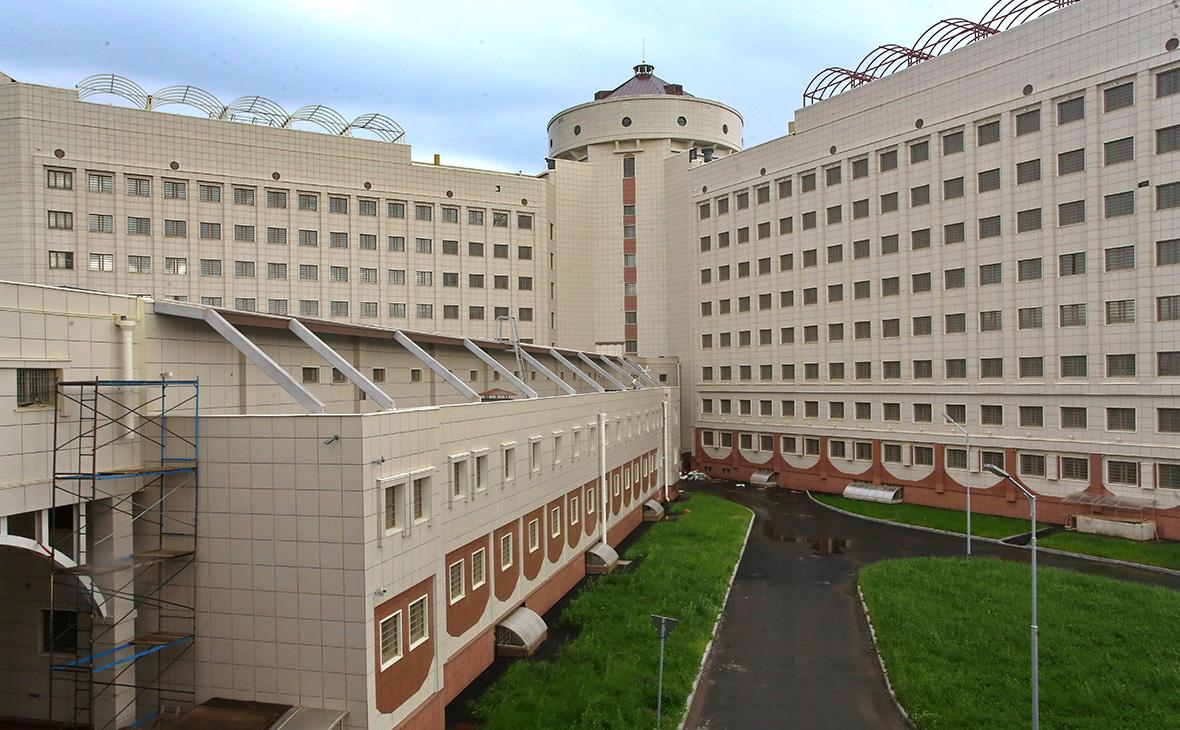 Строительство СИЗО «Кресты-2» в Колпино