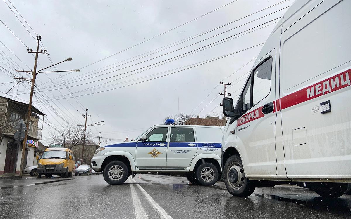 Фото: Гянжеви Гаджибалаев / ТАСС
