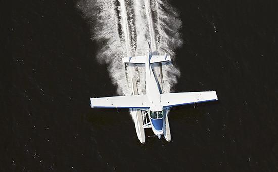 Гидроплан Cessna