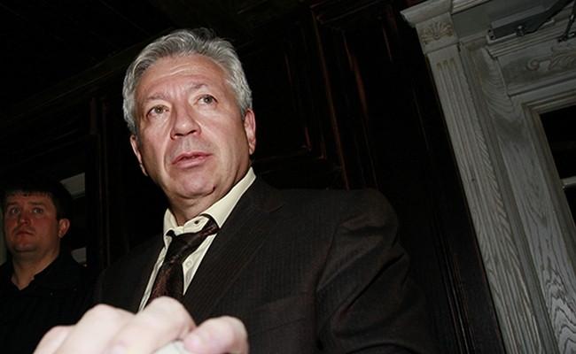 Владелец девелоперской компании «NBM-Стройсервис» Михаил Бабель