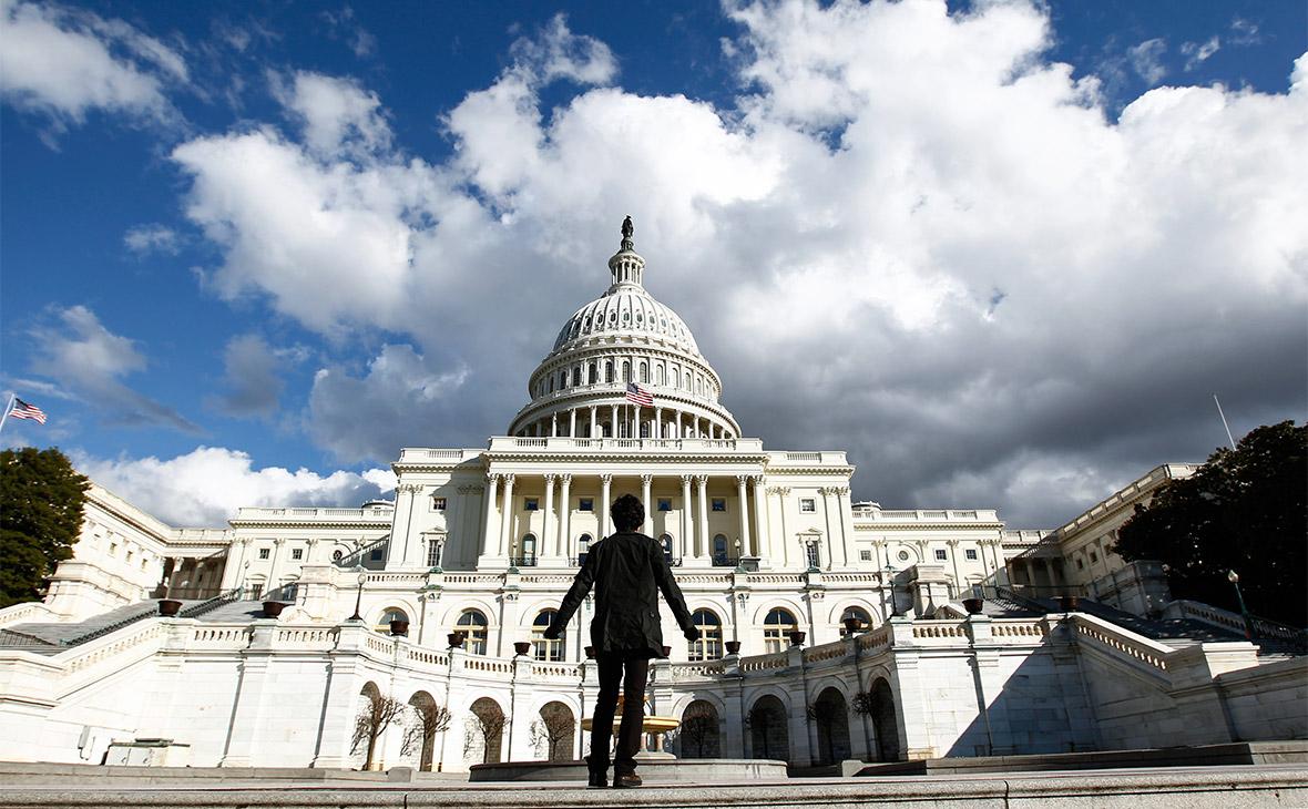 Здание Сената конгресса США