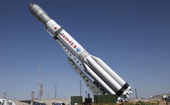 Ракета-носитель «Протон-М», архив