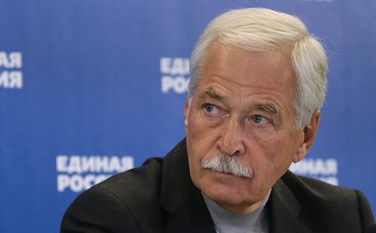 Экс-председатель Госдумы РФ Борис Грызлов