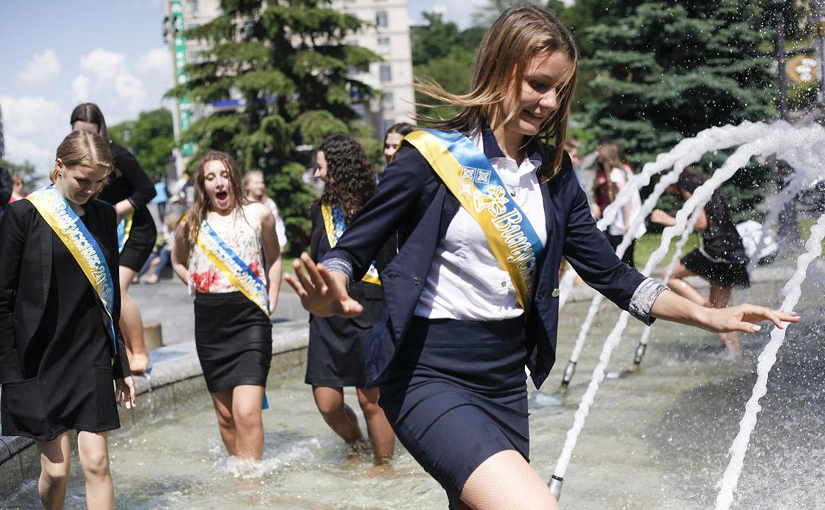 Последний звонок. Киев