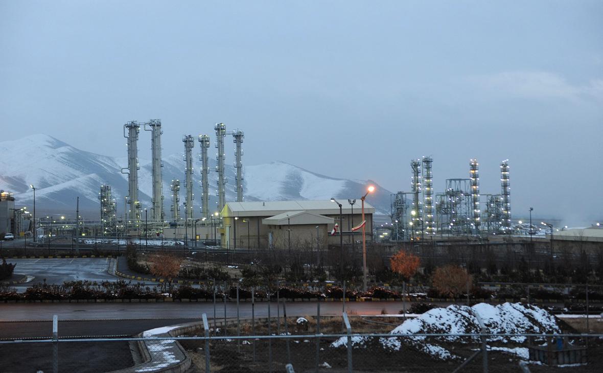 Иран запустил производство обогащенного до 20% урана