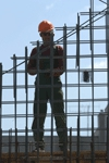 Фото: Объем строительства в РФ по итогам 2009 года составил 59,8 млн кв. м