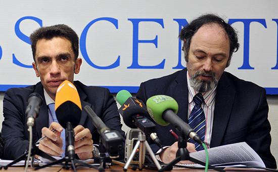 Эксперты по выборам Александр Кынев и Аркадий Любарев