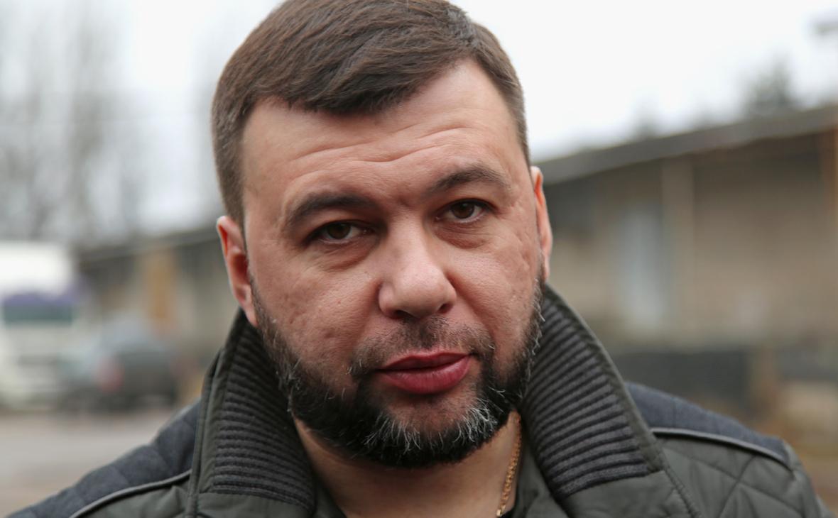 Глава ДНР ответил на обещание Путина не бросать Донбасс