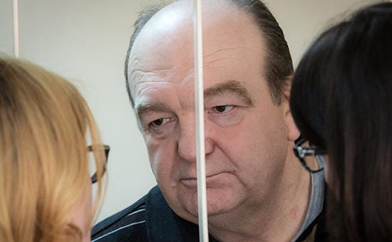 Бывший руководитель ФСИН Александр Реймер