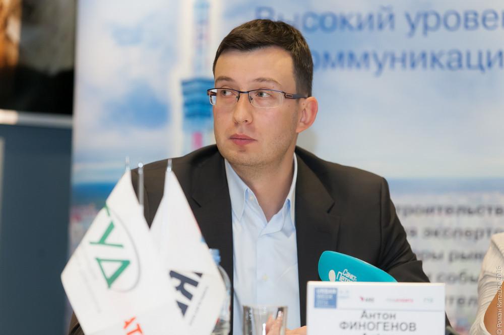 Первый заместитель комитета экономического развития и инвестиционной деятельности Ленобласти Антон Финогенов