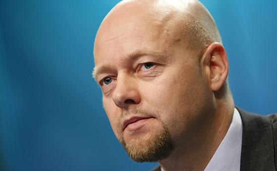 Гендиректор управляющего фондом Norges Bank Investment Management Ингве Слингстад