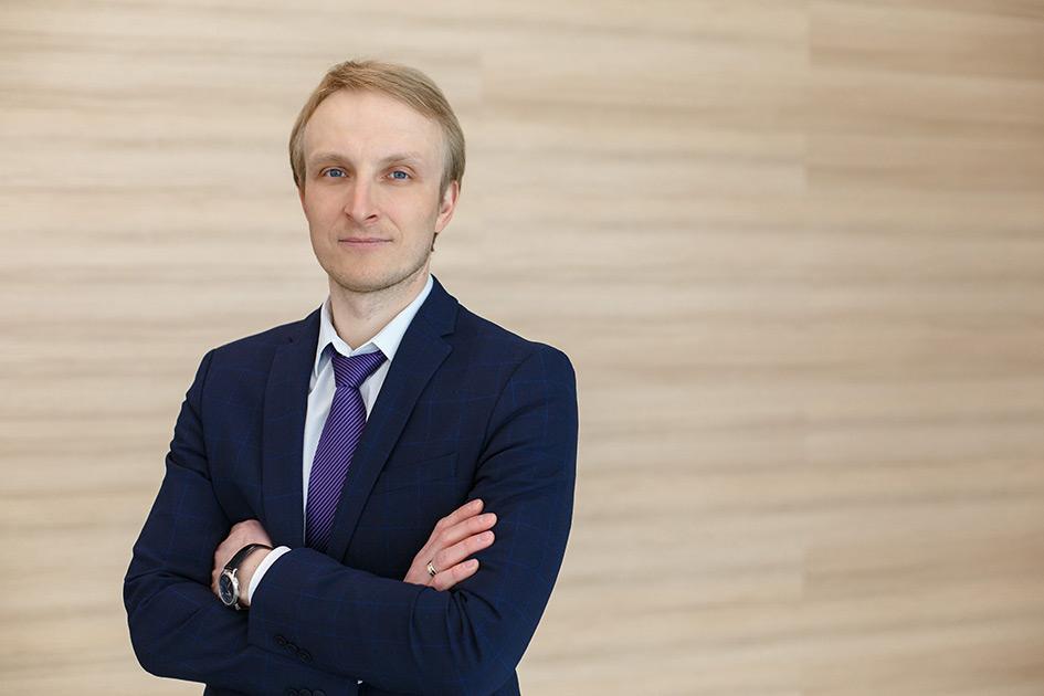 Александр Чайковский, коммерческий директор «ЛСР. Недвижимость— Москва»