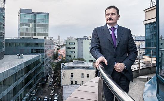 Председатель правления банка«Российский капитал»Михаил Кузовлев