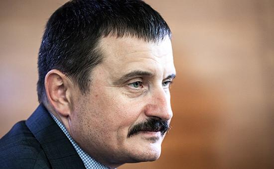 Бывший председатель правления «Российского капитала» Михаил Кузовлев