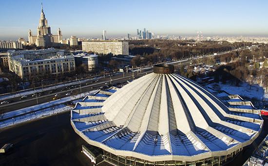 Государственный цирк на проспекте Вернадского