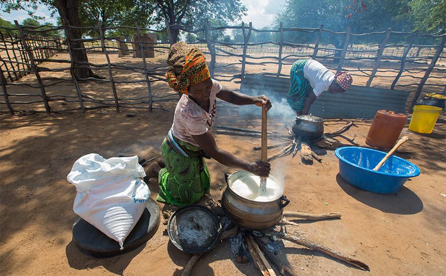 Фото: WFP-USA / Guido Dingemans