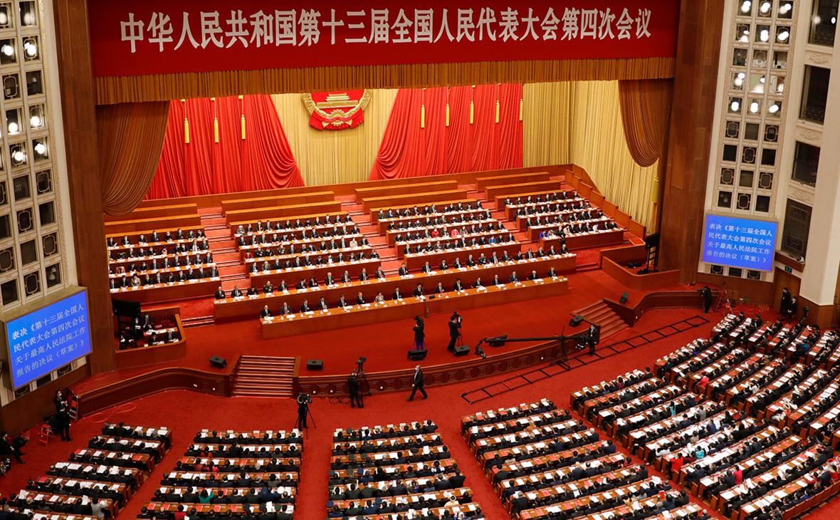 В Китае одобрили амбициозный план технологического прорыва