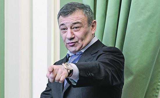 Бизнесмен Аркадий Ротенберг