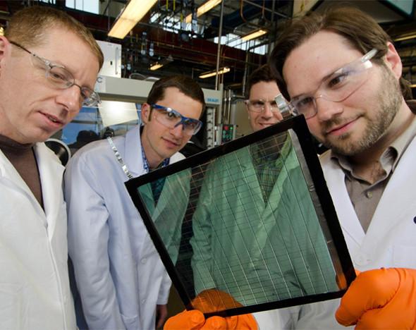 Фото: Solar Windows Technologies
