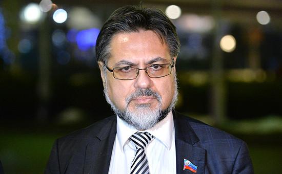 Представитель ЛНР Владислав Дейнего
