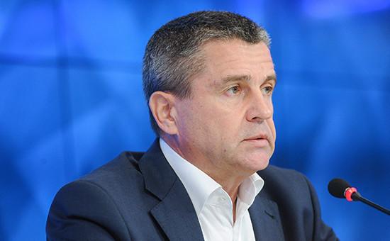 Генерал-майор юстиции Владимир Маркин