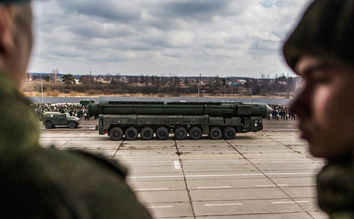 Транспортно-пусковая установка комплекса РС-24 «Ярс»