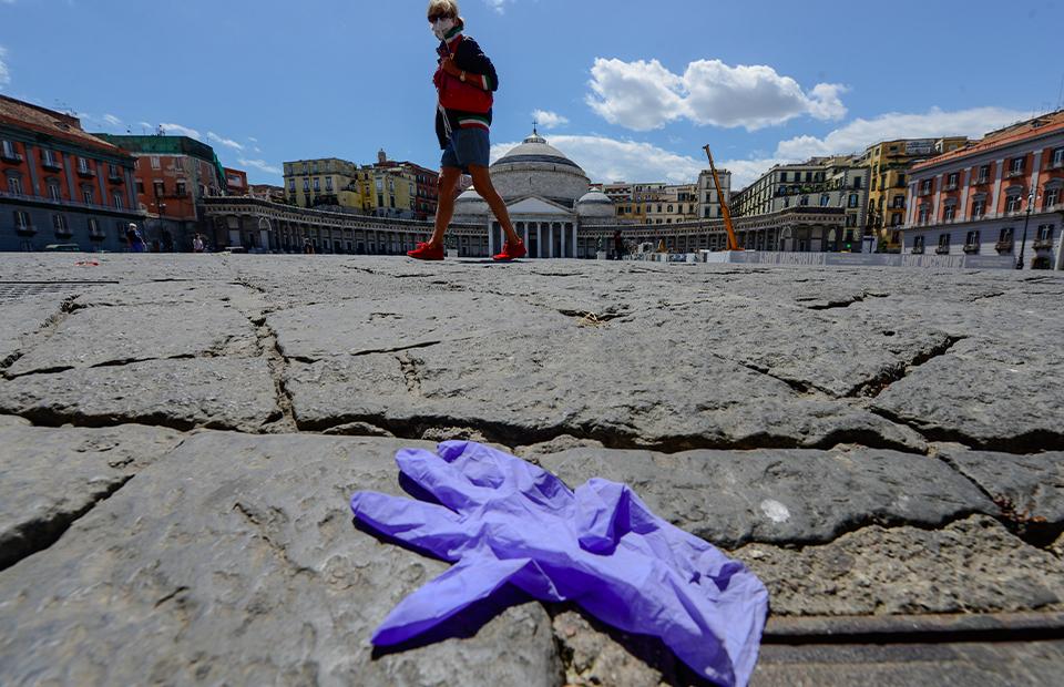 Фото: Salvatore Laporta/KONTROLAB/LightRocket via Getty Images