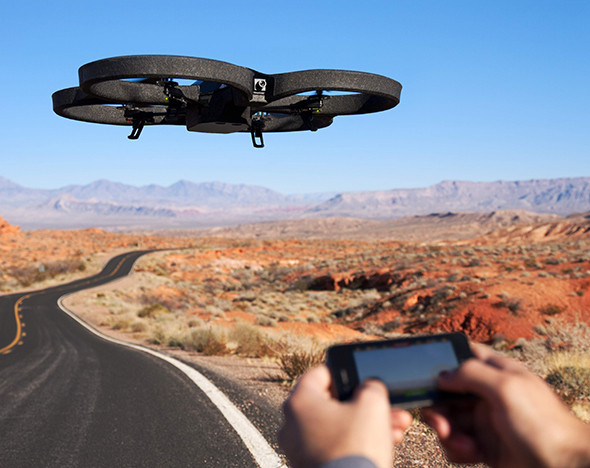 Фото: PARROT AR.DRONE 2.0 POWER EDITION