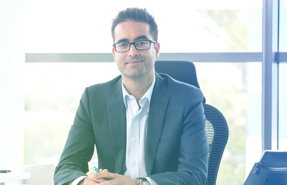 Франсиско Идальго-Маркес, директор по маркетингу Renault Russia