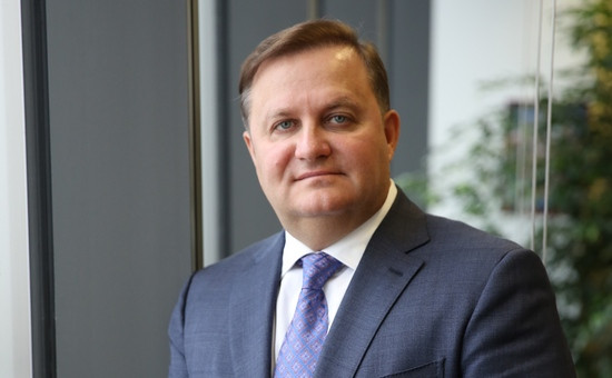 Владислав Гузь, председатель правления Банка «Санкт-Петербург»