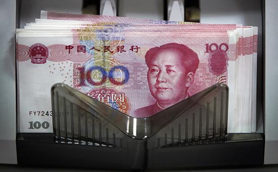 Китай отключил иностранные банки от торговли юанем