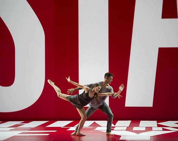 Фото: балет Reflections