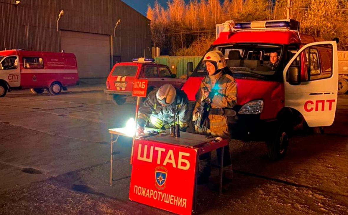 Фото: ГУ МЧС по Ленинградской области