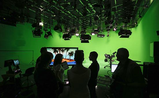 Сотрудники телеканала RT