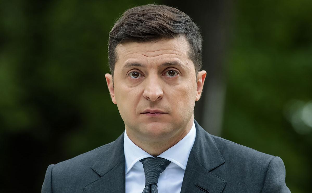 Зеленский обвинил Россию в «игре мускулами» на границе с Украиной