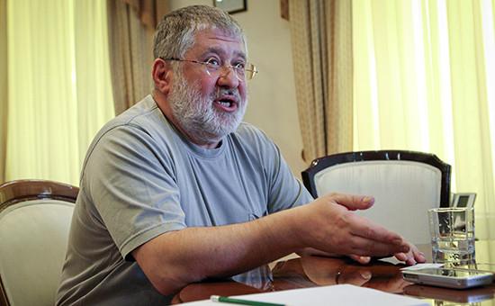 Губернатор Днепропетровска Игорь Коломойский