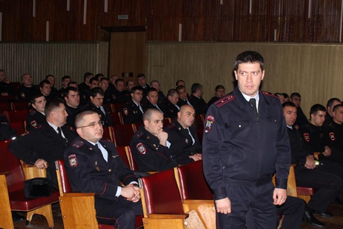 Фото: пресс-служба МВД по РСО-Алания