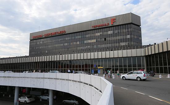 Аэропорт «Шереметьево»