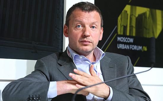 Президент икрупнейший акционер группы компаний ПИК Сергей Гордеев