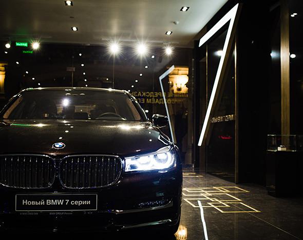 Фото: пресс-материалы BMW Group Россия
