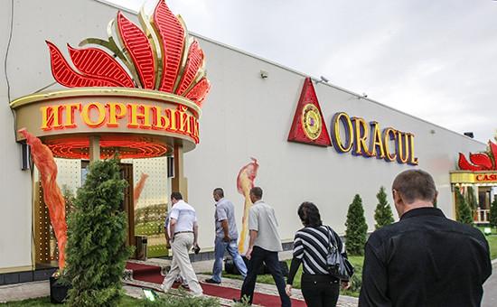 Развлекательный комплекс «Оракул» компании «Роял Тайм» в игорной зоне «Азов-Сити»