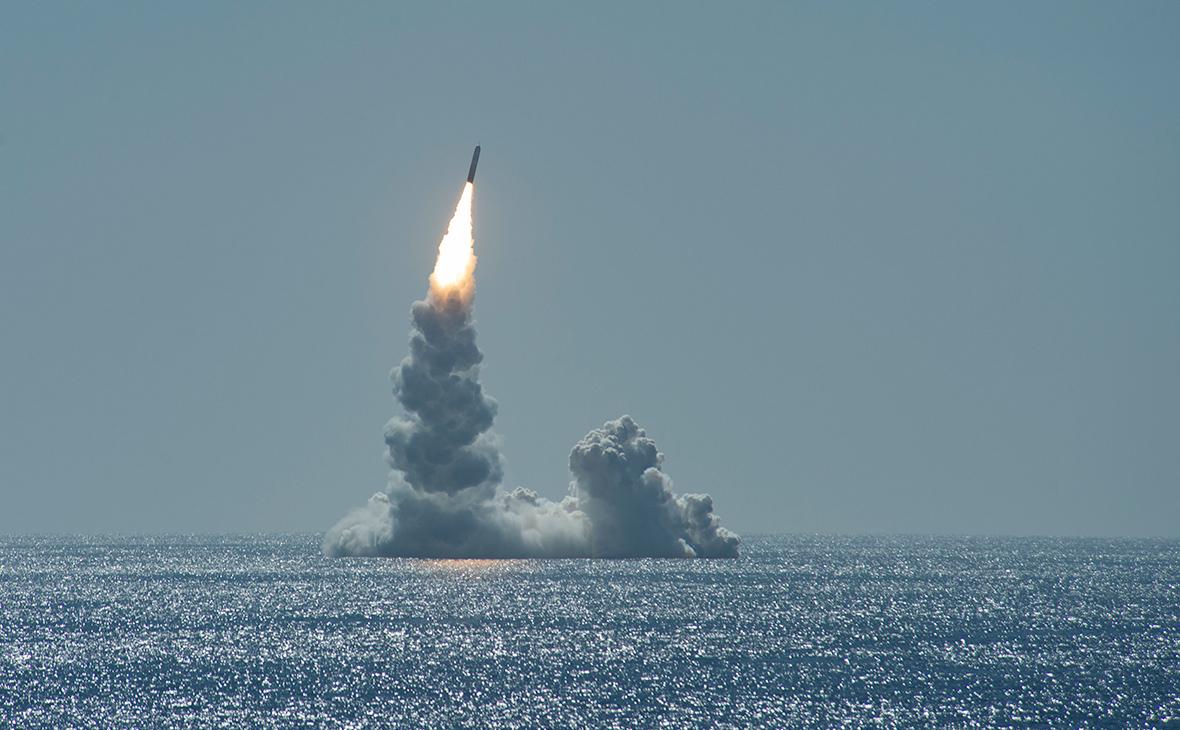 Фото: U.S. Navy / Thomas Gooley / Global Look Press