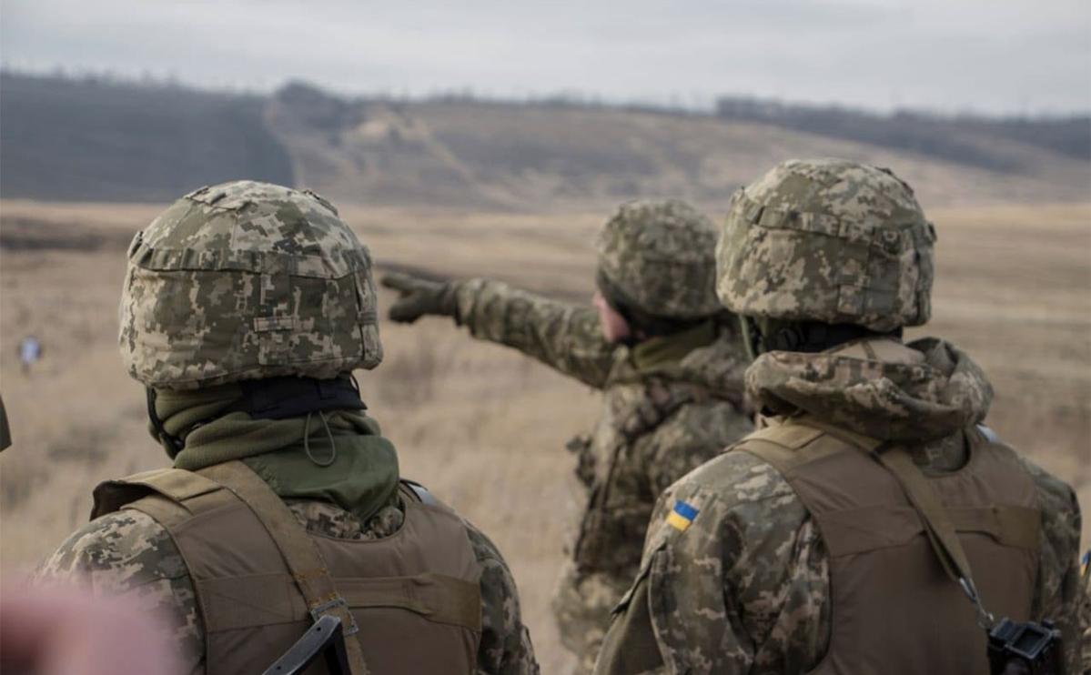 Фото: Министерство обороны Украины / Facebook