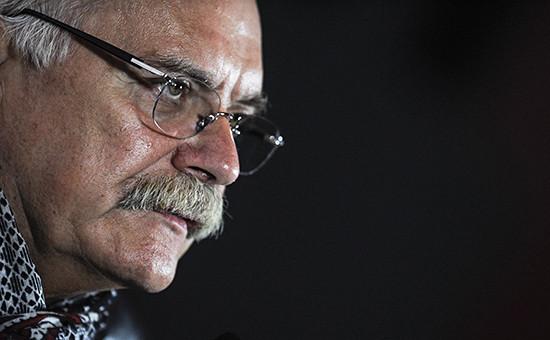 Глава Российского союза правообладателей (РСП) Никита Михалков