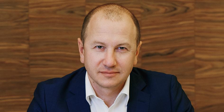 Генеральный директор KR Properties Сергей Матюхин