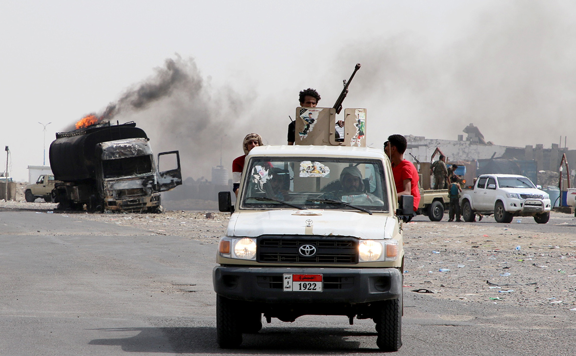 Фото: Fawaz Salman / Reuters