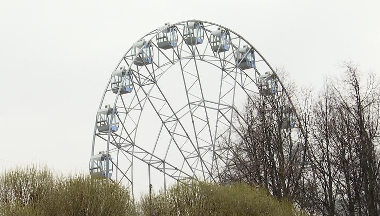 Парк Горького в Перми закрыт на неопределенный срок
