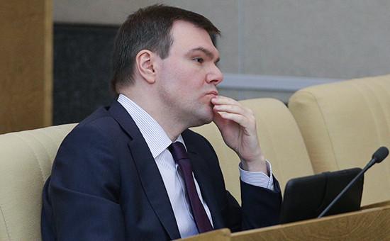Председатель комитета ГД по информационной политике, информационным технологиям и связи Леонид Левин
